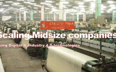 SMEs should scale using Digital & Industry 4.0 technologies